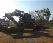 Trator John Deere Trator Florestal Timberjack 608S 4x4 ano 98