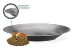 Torrador De Farinhas E Grãos N. 58 Bb Aço Carbono - 180 Lts