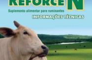 REFORCE N-  UREIA PECUÁRIA