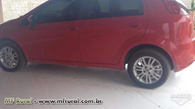 Fiat Punto 1.4 Completo Ano 2010/11