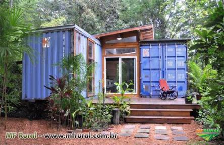 Venda de Containers Secos, Refrigerados e Modificados