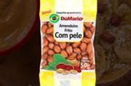 Amendoim Frito Com Pele