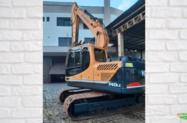 Escavadeira Hyundai R140LC-9 ano 2017 com 4320 horas