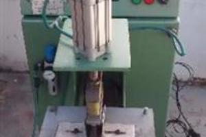 Máquina De Solda Eletrônica Semi-automática Marca Meca usada