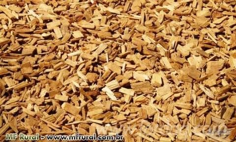 Eucalyptus & Pine Wood Chips, regularly every month
