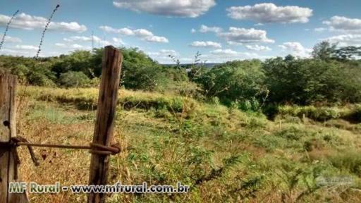 Um terreno em Mirador Maranhão- com 6.98.00 metros . passando ao fundo o rio itapecuru