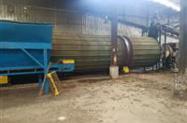 Secador de Biomassa com