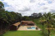 Casa de Campo com pasto no Sul de MG