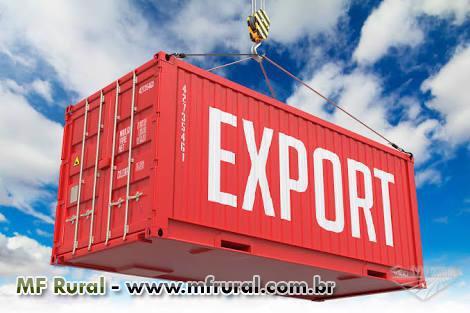 Agente Captação e intermediação de Commodities para Exportação