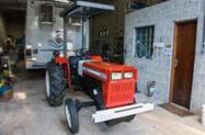 Trator Agrale 4200 4x2 ano