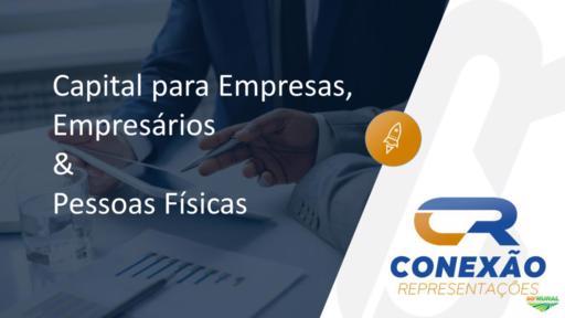 Financiamento Inteligente com ou sem Garantia (Financiamento, Capital de Giro e Crédito Rural)
