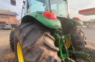 Trator John Deere 5085 4x4 ano 16