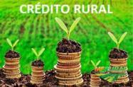 CRÉDITO RURAL 1.44% AO ANO