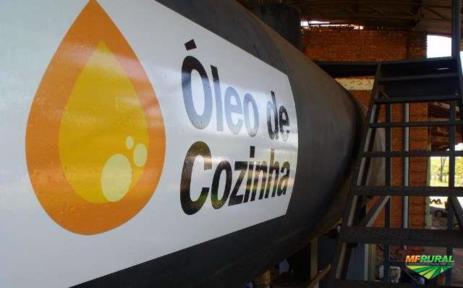 COMPRAMOS ÓLEO DE COZINHA USADO (PREÇO A COMBINAR)