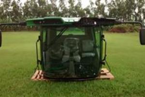 Cabine para colheitadeiras S680 e S690