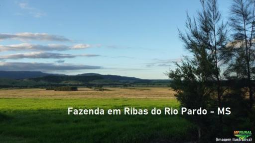Fazenda em Ribas do rio pardo - MS