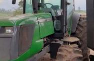 Trator Agrale BX 6110 4x4 ano 14