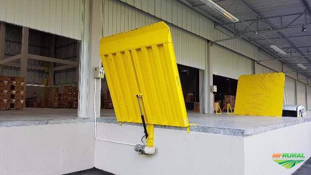 Plataforma Niveladora de Doca METARO
