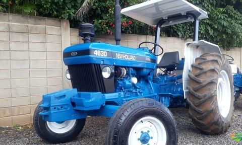 Trator Outros New Holland 4x2 ano 96