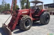 Trator Massey Ferguson 650 4x4 ano 07