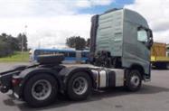 Caminhão Volvo New FH 540