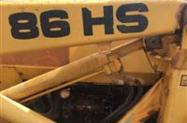 Retroescavadeira MF 86HS
