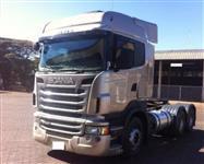Caminhão Scania R440 ano 14