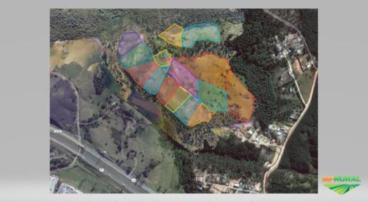 Mapeamento e Segurança - Monitoramento e Medição de Áreas e Pastagens