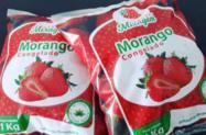 MORANGO CONGELADO
