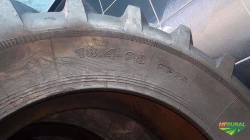 Vendo 2 pneus agrícolas