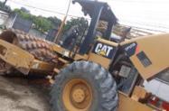 Rolo Compactador Cat CP-533E 2012