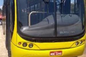 Prestação de Serviço de transporte de pessoas Ônibus