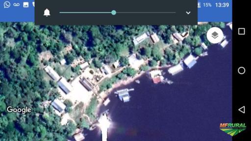 Reserva legal com área de 287.795 hectare Paraná do Tapauá
