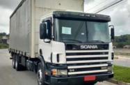 Caminhão Scania P 310 ano 05