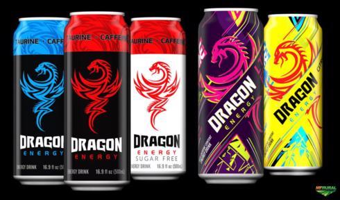Marca Internacional de Bebidas Energéticas Registradas no I.N.P.I
