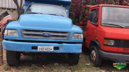 Caminhão Ford F 14000 HD ano 98