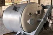 Reator de inox 5 mil litros.
