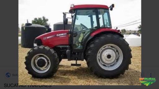Trator Case Farmall 95 4x4 ano 16