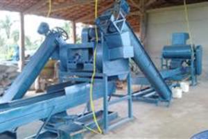 VENDO Máquinas de Processamento do Coco Babaçu de Grande e Media Produção (compra, venda, reformas