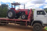 Trator Massey Ferguson 283 4x2 ano 99