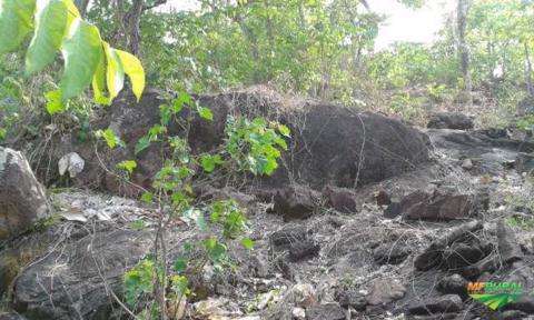 Área de 53 Hectares escriturada para exploração de Brita no Mato Grosso próximo ao Pará