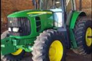 Trator John Deere 6165 4x4 ano 12