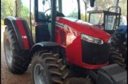 Trator Massey Ferguson 4708 4x4 ano 20