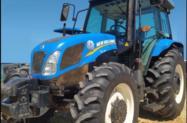 Trator New Holland TL 75 E 4x4 ano 15