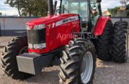 Trator Massey Ferguson 7215 4x4 ano 18