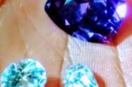 Jazida de Ouro e Diamantes Verdes