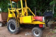 Trator Massey Ferguson 290 4x2 ano 87