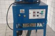 Descascador de alho profissional Novo + Compressor Usado + Triturador Novo