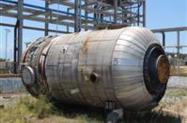 Vaso de pressão com costado duplo de inox 304 e aco carbono