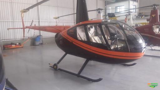 Helicóptero R-4  Raven revisada